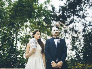 Le nozze di Mario e Tea