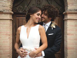 Le nozze di Giulia e Stefano