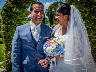 Le nozze di Francesca  e Josué  2