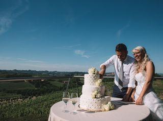 Le nozze di Giorgia e Massimo