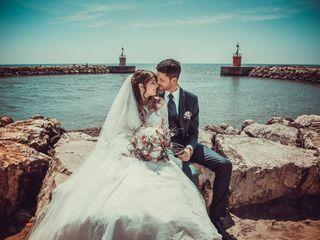 Le nozze di Augusto e Jessica
