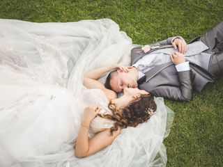 Le nozze di Emily e Luca