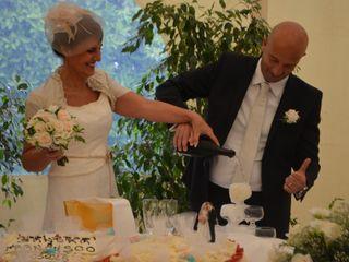 Le nozze di Francesco Cipriani e Sandra Zanattta