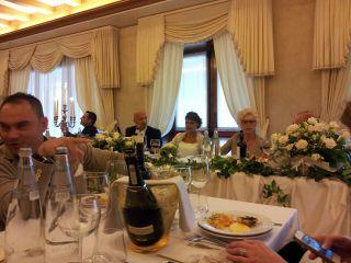 Le nozze di Francesco Cipriani e Sandra Zanattta 1