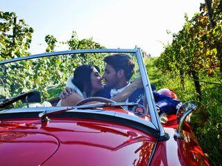 Le nozze di Giulia e Gianluca