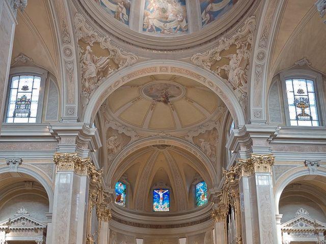 Il matrimonio di Kriss e Elisa a Castrezzato, Brescia 16