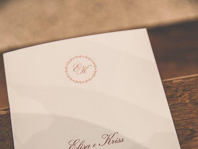 Il matrimonio di Kriss e Elisa a Castrezzato, Brescia 18