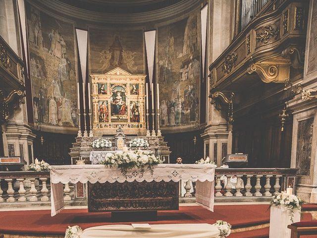 Il matrimonio di Kriss e Elisa a Castrezzato, Brescia 17