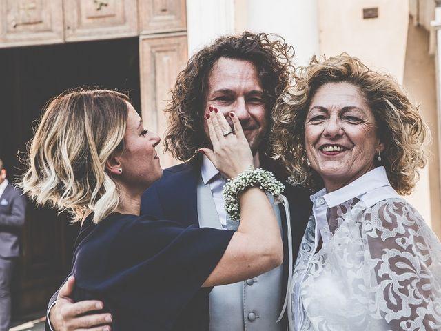 Il matrimonio di Kriss e Elisa a Castrezzato, Brescia 25