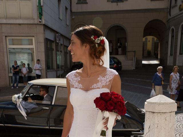 Il matrimonio di Kriss e Elisa a Castrezzato, Brescia 31