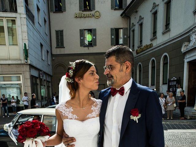 Il matrimonio di Kriss e Elisa a Castrezzato, Brescia 33