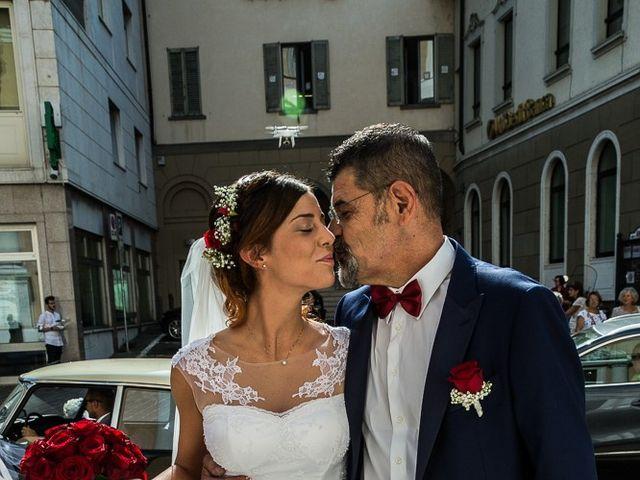 Il matrimonio di Kriss e Elisa a Castrezzato, Brescia 34