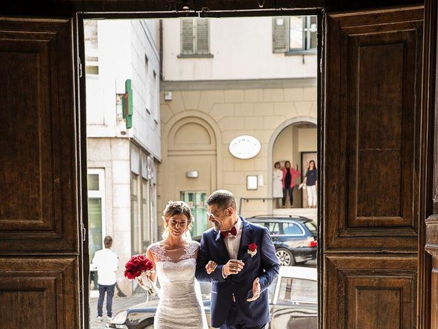 Il matrimonio di Kriss e Elisa a Castrezzato, Brescia 35