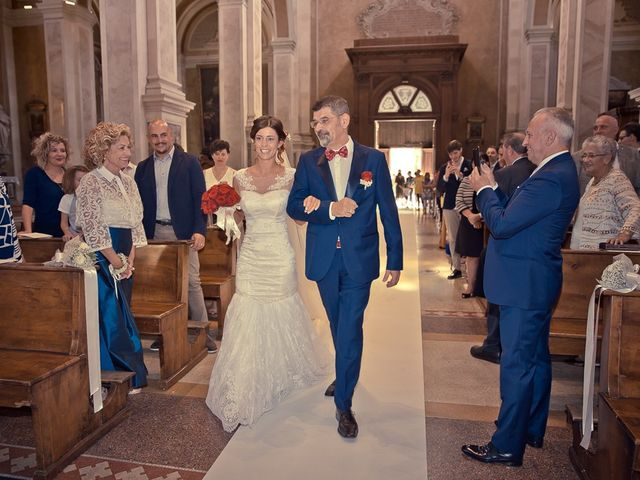 Il matrimonio di Kriss e Elisa a Castrezzato, Brescia 37