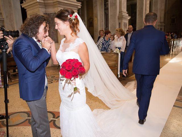Il matrimonio di Kriss e Elisa a Castrezzato, Brescia 38