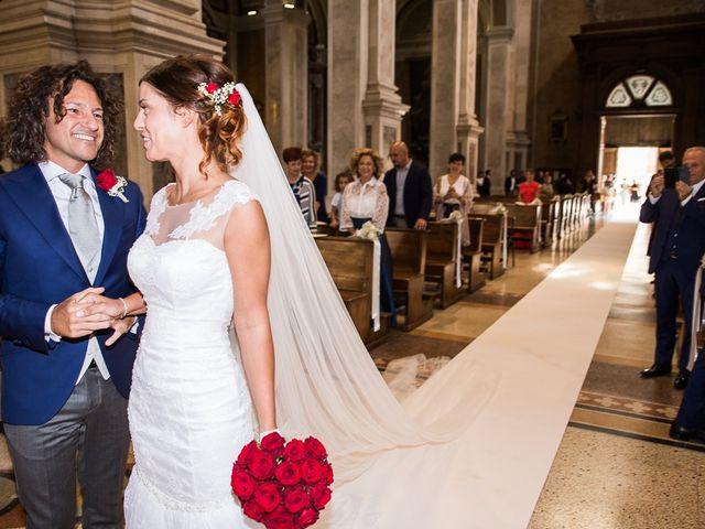 Il matrimonio di Kriss e Elisa a Castrezzato, Brescia 40