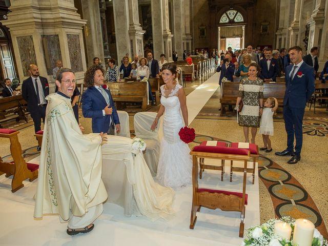 Il matrimonio di Kriss e Elisa a Castrezzato, Brescia 41