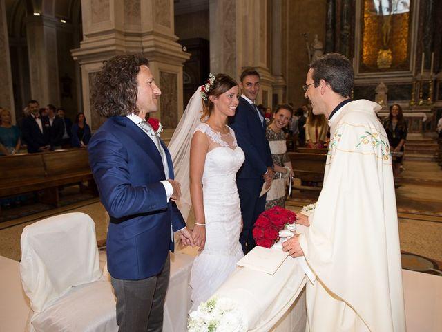 Il matrimonio di Kriss e Elisa a Castrezzato, Brescia 43