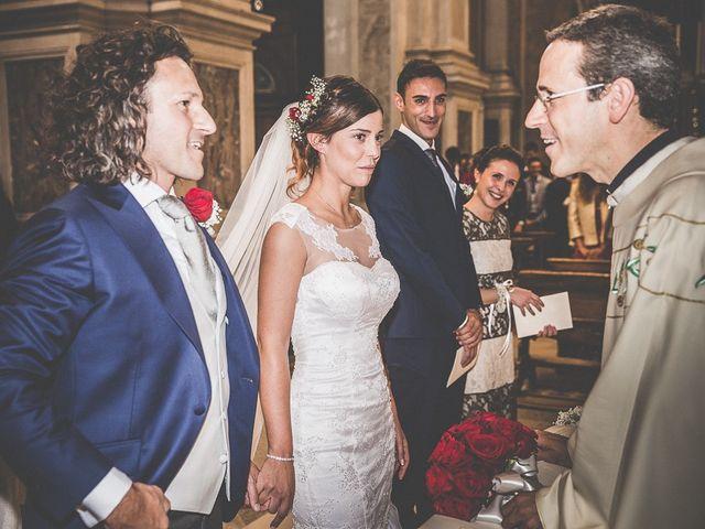 Il matrimonio di Kriss e Elisa a Castrezzato, Brescia 44
