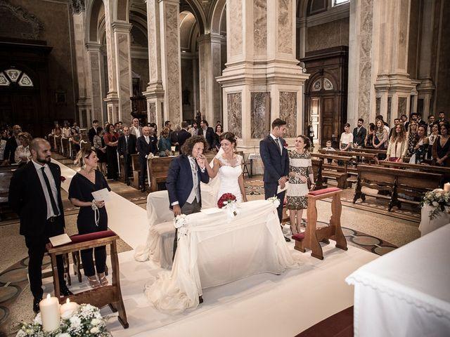 Il matrimonio di Kriss e Elisa a Castrezzato, Brescia 46