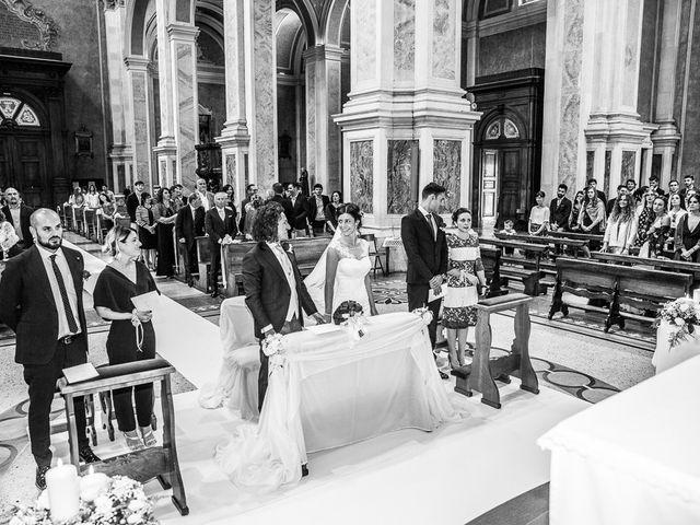 Il matrimonio di Kriss e Elisa a Castrezzato, Brescia 47