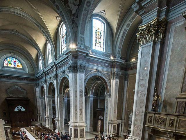 Il matrimonio di Kriss e Elisa a Castrezzato, Brescia 49
