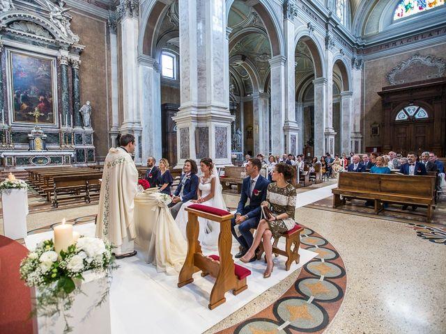 Il matrimonio di Kriss e Elisa a Castrezzato, Brescia 50