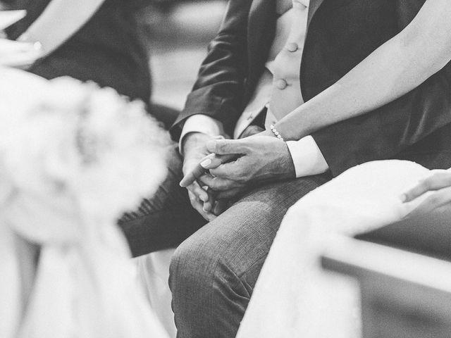 Il matrimonio di Kriss e Elisa a Castrezzato, Brescia 51