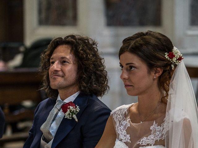 Il matrimonio di Kriss e Elisa a Castrezzato, Brescia 52