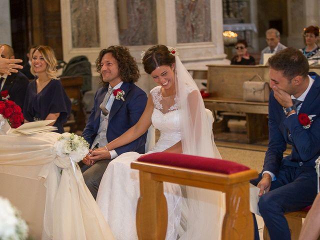 Il matrimonio di Kriss e Elisa a Castrezzato, Brescia 53