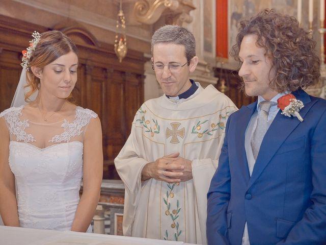 Il matrimonio di Kriss e Elisa a Castrezzato, Brescia 60
