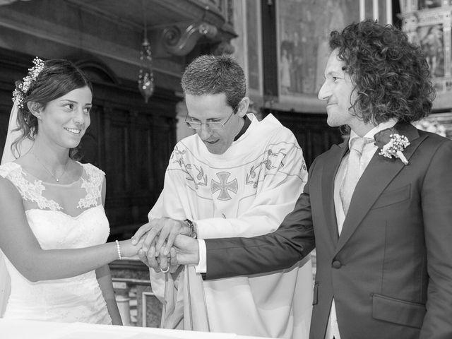 Il matrimonio di Kriss e Elisa a Castrezzato, Brescia 61