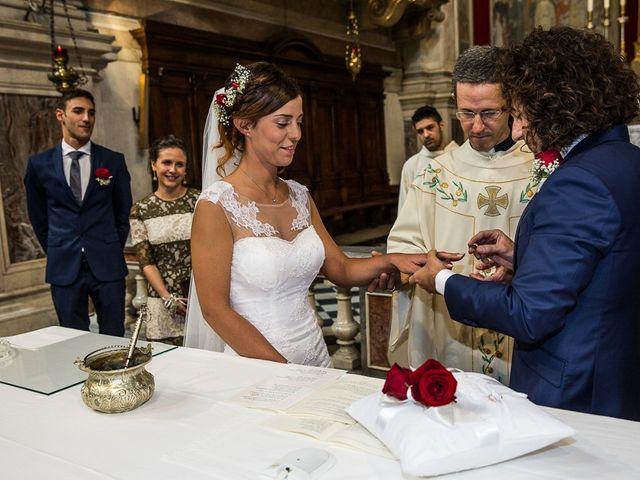 Il matrimonio di Kriss e Elisa a Castrezzato, Brescia 62