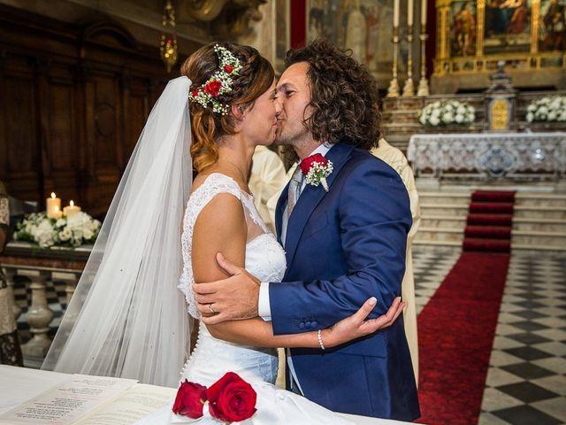 Il matrimonio di Kriss e Elisa a Castrezzato, Brescia 64