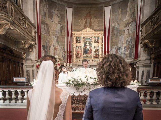 Il matrimonio di Kriss e Elisa a Castrezzato, Brescia 69