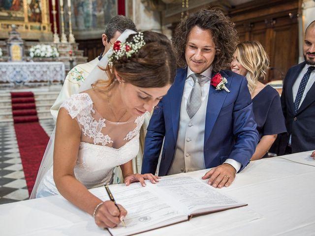 Il matrimonio di Kriss e Elisa a Castrezzato, Brescia 74