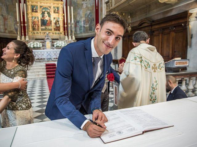Il matrimonio di Kriss e Elisa a Castrezzato, Brescia 79