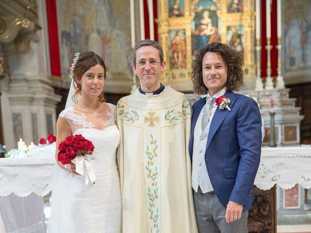 Il matrimonio di Kriss e Elisa a Castrezzato, Brescia 81