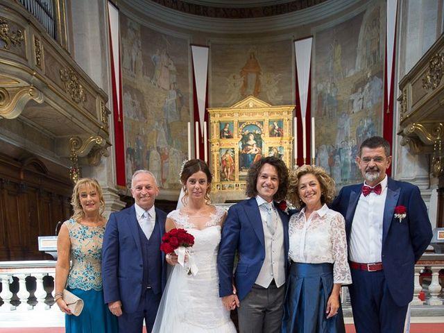 Il matrimonio di Kriss e Elisa a Castrezzato, Brescia 83