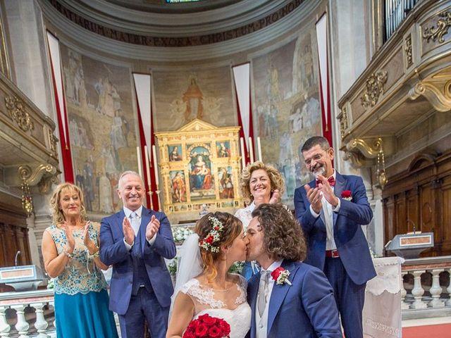 Il matrimonio di Kriss e Elisa a Castrezzato, Brescia 84