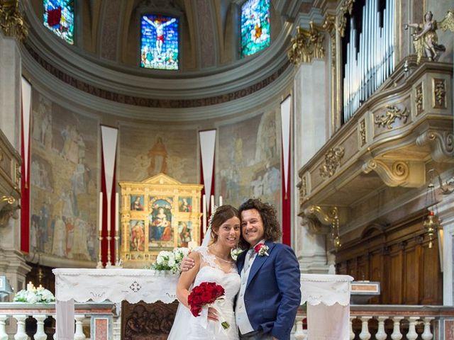 Il matrimonio di Kriss e Elisa a Castrezzato, Brescia 85