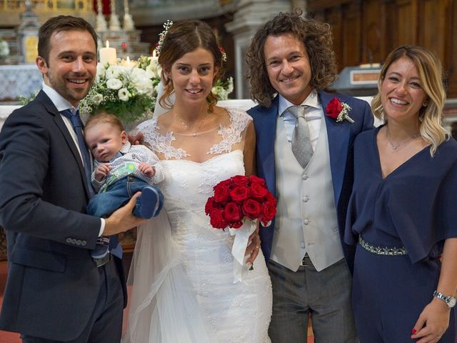 Il matrimonio di Kriss e Elisa a Castrezzato, Brescia 86