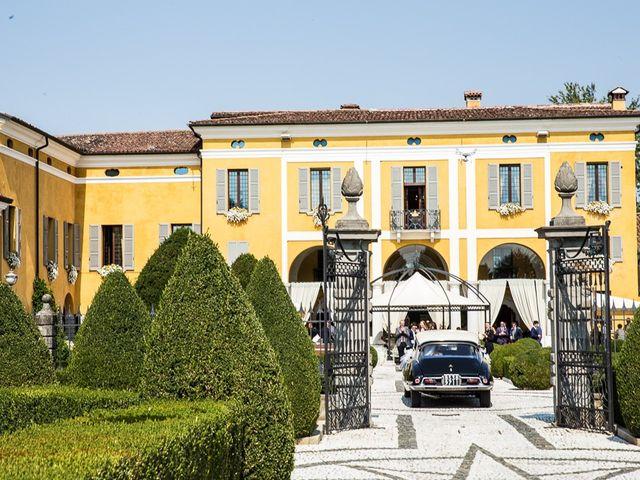 Il matrimonio di Kriss e Elisa a Castrezzato, Brescia 94
