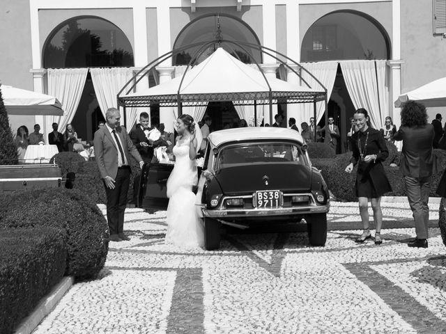 Il matrimonio di Kriss e Elisa a Castrezzato, Brescia 95