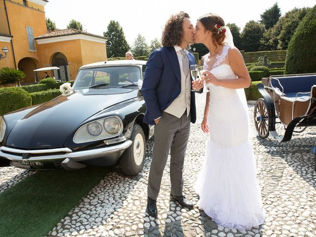 Il matrimonio di Kriss e Elisa a Castrezzato, Brescia 96