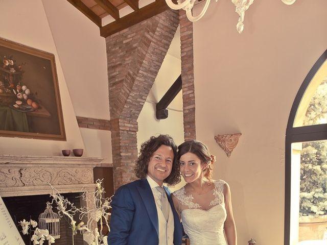 Il matrimonio di Kriss e Elisa a Castrezzato, Brescia 117