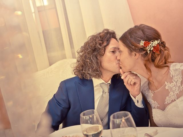 Il matrimonio di Kriss e Elisa a Castrezzato, Brescia 119