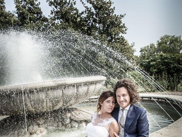 Il matrimonio di Kriss e Elisa a Castrezzato, Brescia 123