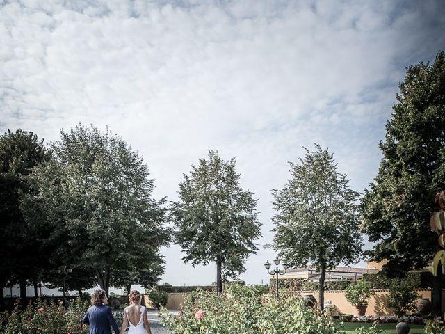 Il matrimonio di Kriss e Elisa a Castrezzato, Brescia 124
