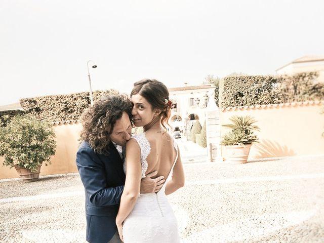 Il matrimonio di Kriss e Elisa a Castrezzato, Brescia 129
